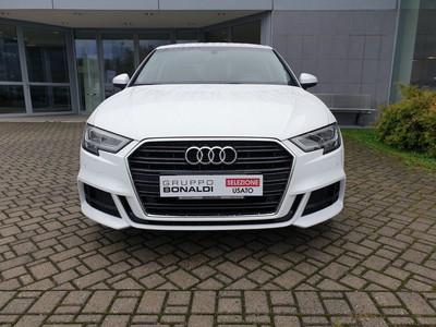 Audi A3 SB 30 1.6 tdi Business 116cv s-tronic my19 Veicolo ex aziendale