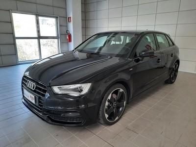 Audi A3 sportback 2.0 tdi ambiente quattro 150cv e6