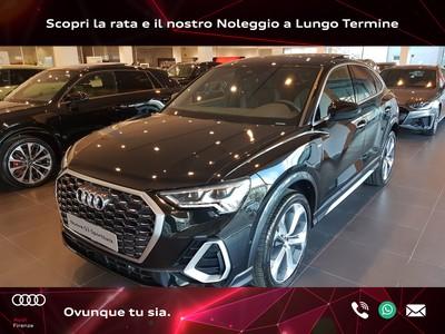 Audi Q3 sportback 45 1.4 tfsi e s line edition s-tronic