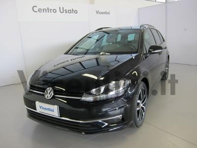 Volkswagen Golf variant 1.6 tdi business 115cv