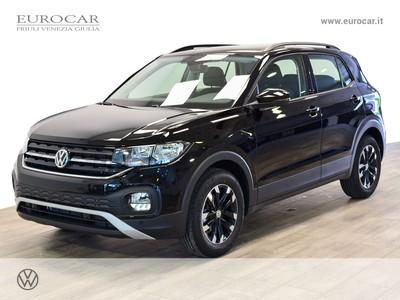Volkswagen T-Cross 1.0 tsi Style 115cv