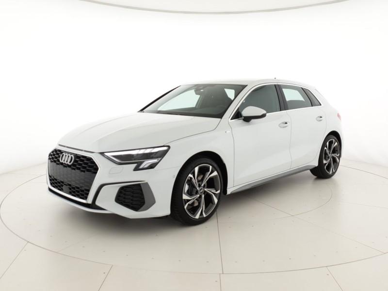 Audi A3 35TDI 150CV Str S Line Edition Listino: 44.934€