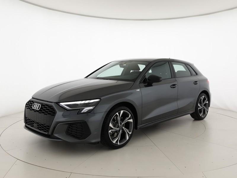 Audi A3 30TFSI 110CV M. S Line Edition Listino: 37.741€