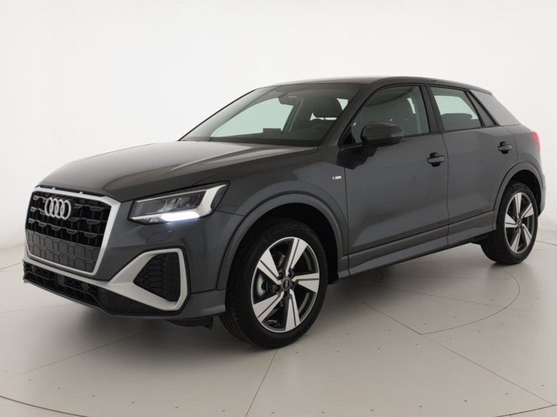 Audi Q2 30TDI 116CV Str S Line Edition Listino: 42.295€