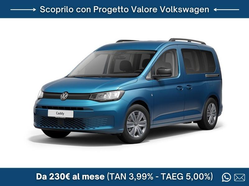 Volkswagen Caddy 2.0 tdi scr 102cv space
