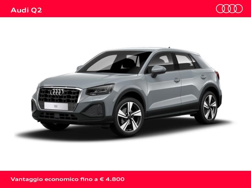 Audi Q2 30 1.0 tfsi admired
