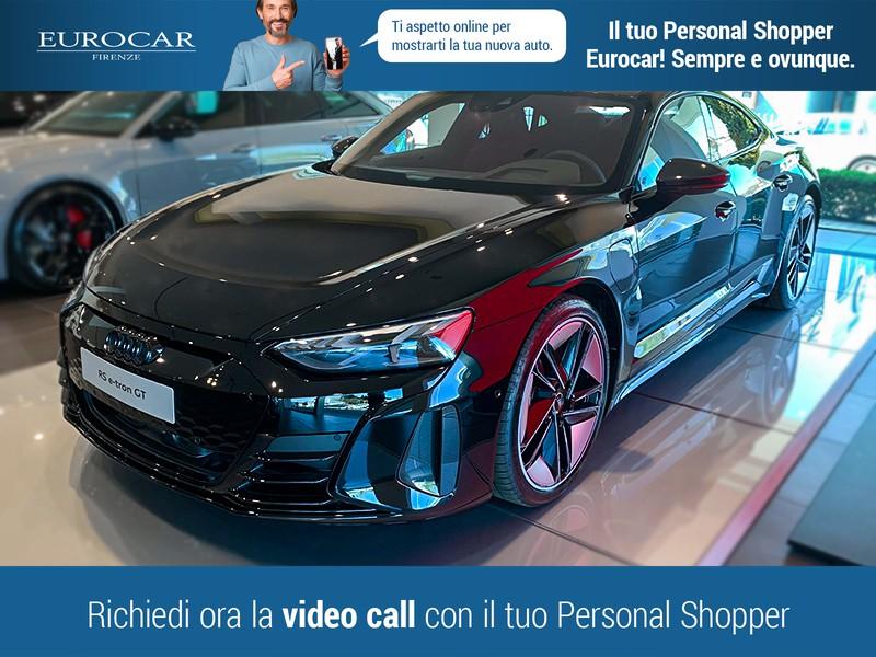Audi RS e-tron GT - Trattativa riservata