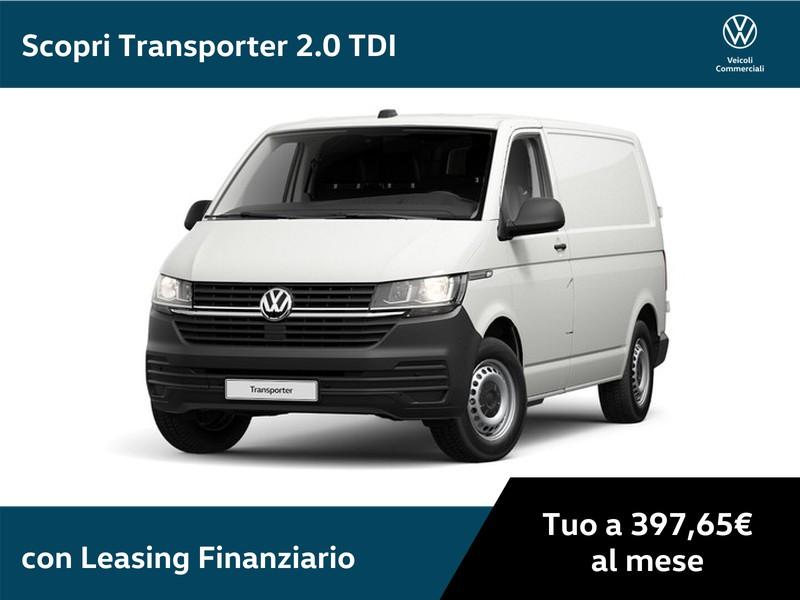 Volkswagen T6.1 Transporter t6.1 28 2.0 tdi 110cv business p.c.