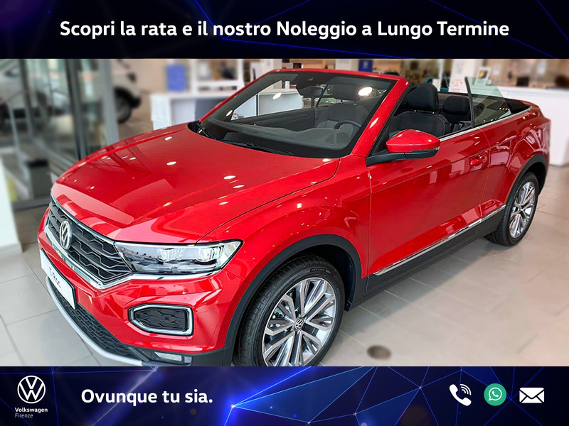 Volkswagen T-Roc Cabriolet T 1.5 Tsi Act Style Dsg