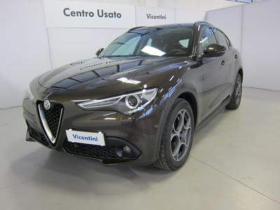Alfa Romeo Stelvio 2.2 t Business rwd 180cv auto