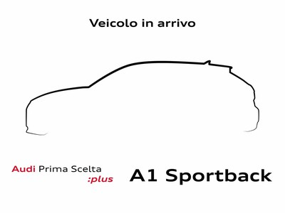Audi A1 SB 30 1.0 tfsi Advanced