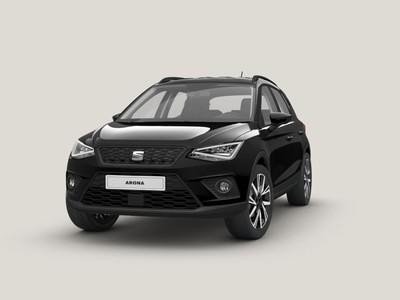 Seat Arona 1.0 ecotsi Black Edition 95cv