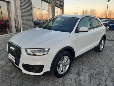 Audi Q3 2.0 tdi Business Plus quattro 140cv s-tronic