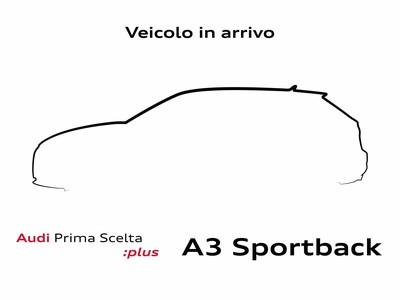 Audi A3 SB 30 1.0 tfsi Design 116cv