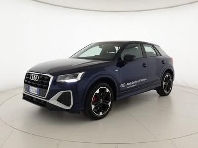 Audi Q2 35TFSI 150CV Str S Line Edition Listino: 47.528€