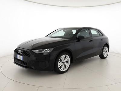 Audi A3 30TFSI 110CV M. Business Listino: 33.801€