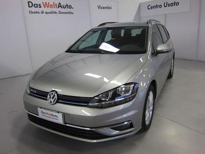 Volkswagen Golf variant 1.4 tgi business 110cv