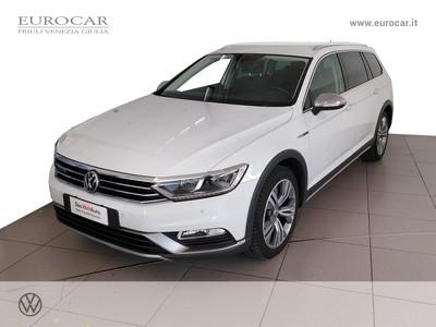 Volkswagen Passat alltrack 2.0 tdi 4motion 190cv dsg 7m