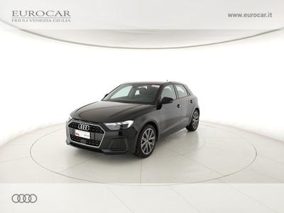 Audi A1 Sportback 30 1.0 tfsi Admired s-tronic