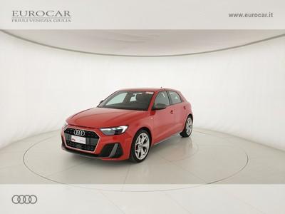 Audi A1 Sportback 40 2.0 tfsi S Line Edition s-tronic my20