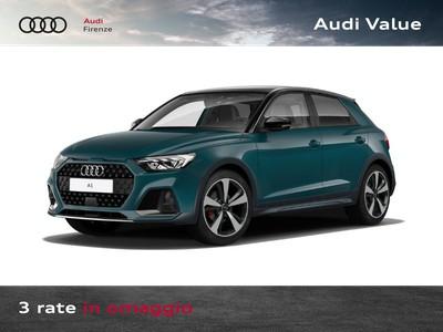 Audi A1 Citycarver 30 1.0 tfsi Identity Contrast 116cv s-tronic