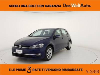 Volkswagen Golf 5p 2.0 tdi business 150cv dsg
