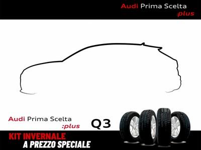 Audi Q3 35 1.5 tfsi mhev business advanced s-tronic
