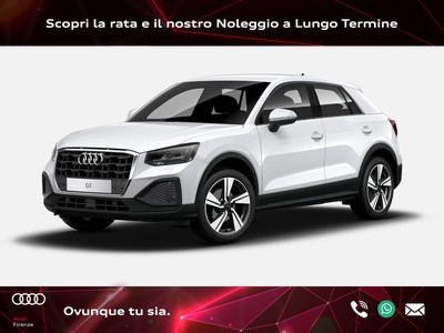 Audi Q2 35 1.5 tfsi admired advanced s-tronic