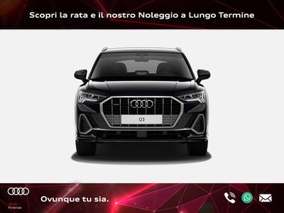 Audi Q3 35 2.0 tdi s line edition quattro s-tronic