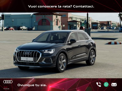 Audi Q3 35 1.5 tfsi mhev business advanced s-tronic