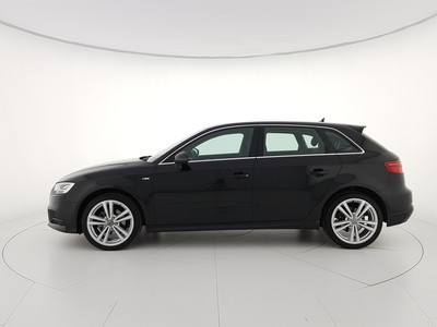 Audi A3 Sportback 30 1.6 tdi Admired 116cv
