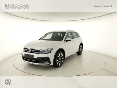 Volkswagen Tiguan 2.0 tdi Advanced R-Line Exterior Pack 4motion 150cv dsg