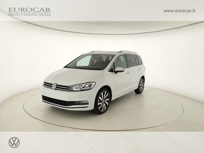 Volkswagen Touran 1.5 tsi Executive 150cv dsg