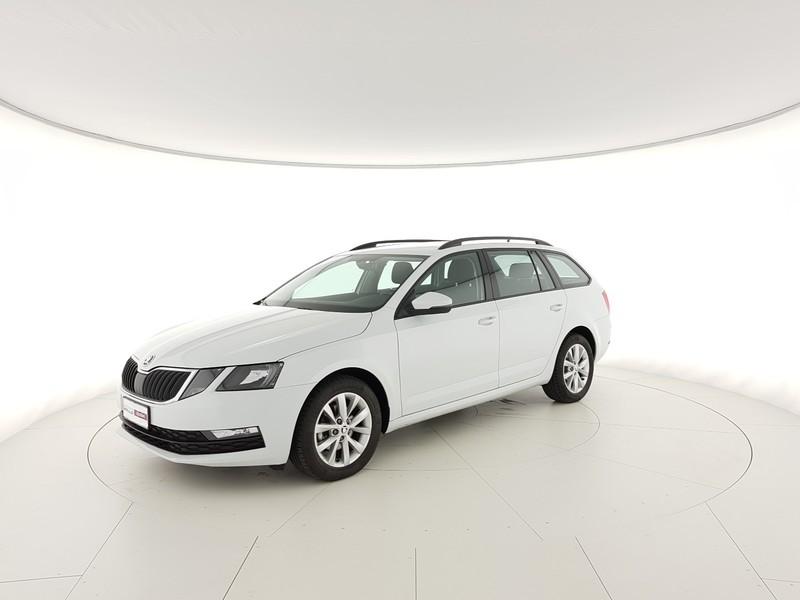 Skoda Octavia wagon 1.6 tdi Executive 115cv dsg Veicolo usato