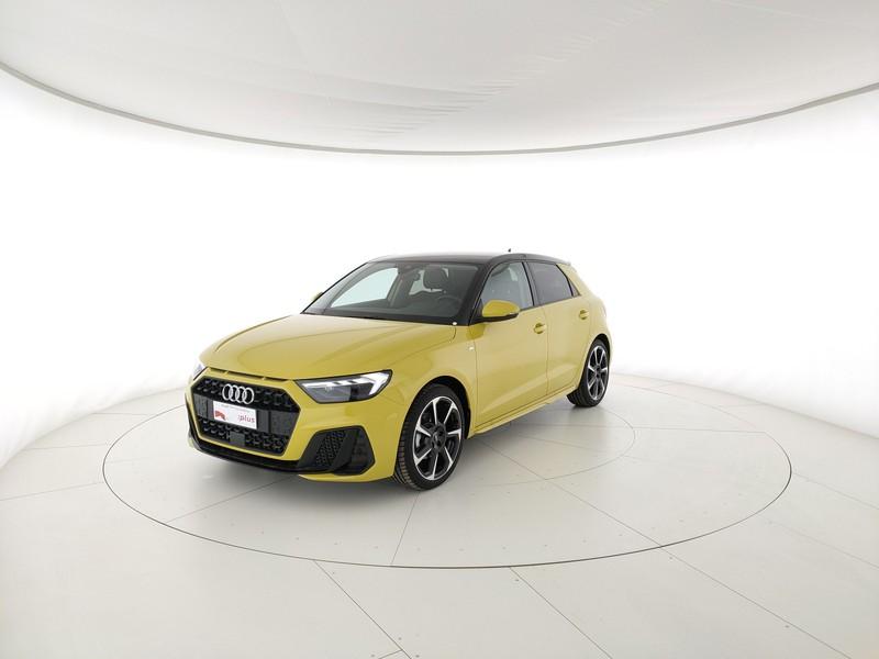 Audi A1 SB 30 1.0 tfsi S line edition s-tronic my20
