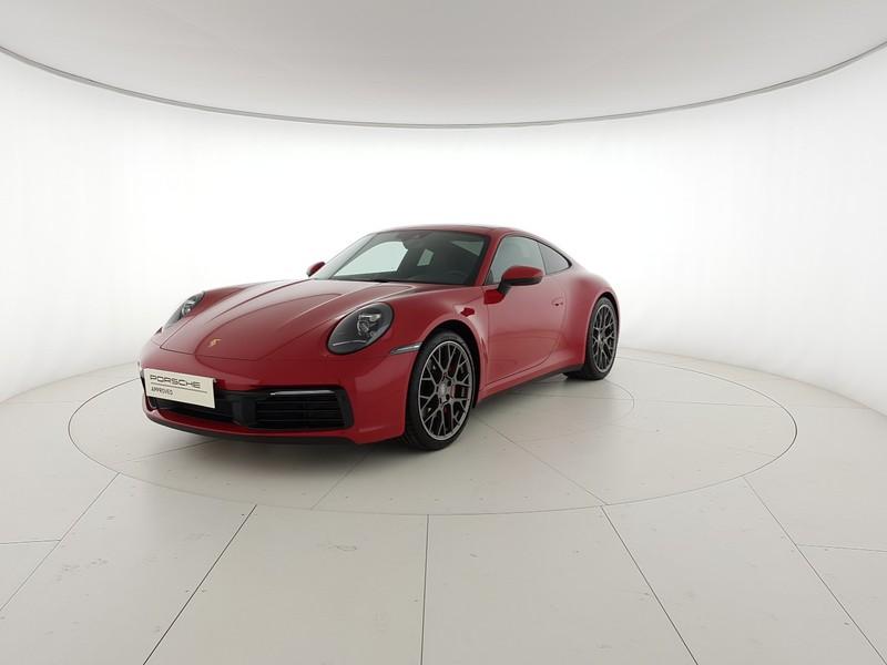 Porsche 911 Coupe 3.0 Carrera 4S auto