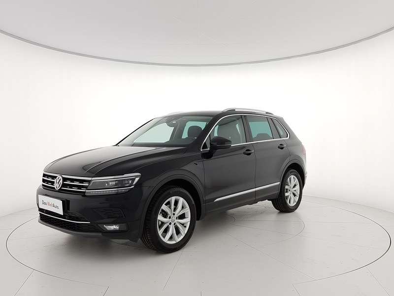 Volkswagen Tiguan 2.0 tdi advanced 4motion 150cv dsg