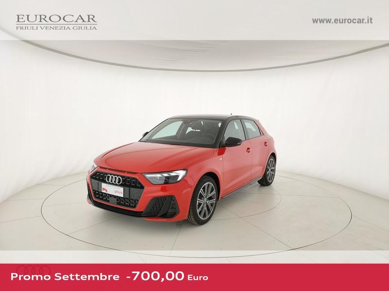 Audi A1 Sportback 30 1.0 tfsi S Line Edition s-tronic