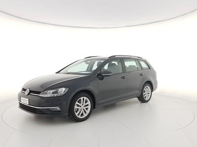 Volkswagen Golf var. 1.6 tdi Business 115cv Veicolo usato