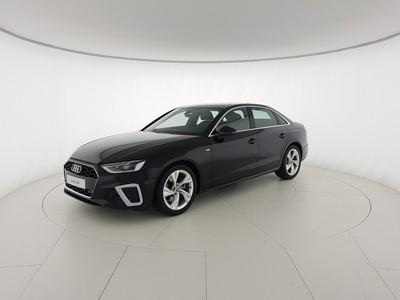 Audi A4 35 2.0 tdi mhev S line Edition 163cv s-tronic