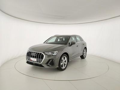 Audi Q3 35 2.0 tdi S line edition quattro