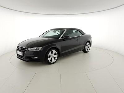Audi A3 cabrio 2.0 tdi Ambition 150cv s-tronic Veicolo usato