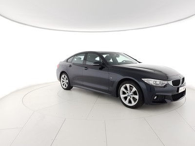 BMW Serie 4 Bmw  Gc 420D Veicolo usato