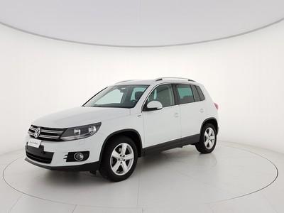 Volkswagen Tiguan 1.4 tsi bm trend&fun 122cv