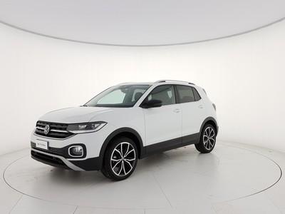 Volkswagen T-Cross 1.0 tsi advanced 110cv