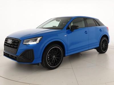 Audi Q2 35TFSI 150CV Str Idenitity Black Listino: 42.024€
