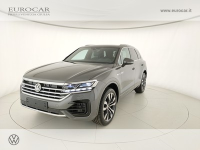 Volkswagen Touareg 4.0 V8 tdi Advanced tiptronic