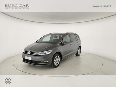 Volkswagen Touran 2.0 tdi Business 115cv dsg
