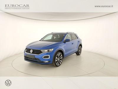 Volkswagen T-Roc 2.0 tdi Advanced dsg