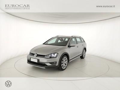 Volkswagen Golf Alltrack 2.0 tdi 184cv dsg